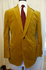 Brooks Brothers Regular 100% Cotton Two Button Men's Blazers & Sport Coats