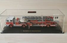 Code 3 Baltimore city fdny Truck 7, rare 1:64