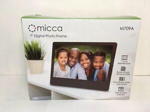 """Micca 7"""" Digital Photo Frame M709A"""