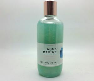 New Bath And body Works AQUA MARINE 2 IN 1 Bubbly Body Wash 10 Fl Oz 290ml