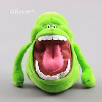 Ghostbusters Plush Toy Scary Slimer Soft Plushies Doll Green Ghost Figure 8''
