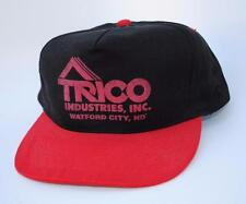TRICO INDUSTRIES INC Baseball Cap Hat WATFORD CITY ND One Size Snapback
