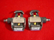 Time Sport Clipless Pedal Pedals Alloy France Used.