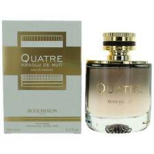 Quatre Absolue De Nuit Perfume by Boucheron, 3.3 oz EDP Spray women NEW