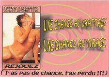 """Série """"Les lolomon"""" - CP érotique sein poitrine - nude naked"""