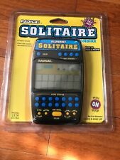 Radica Klondike Solitaire 2320 Electronic Handheld Portable Travel Game SEALED