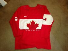 Nike Team Canada Olympic Jersey size XL fight strap authentic NWOT