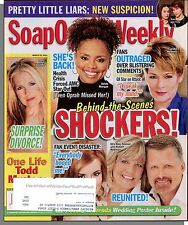 Soap Opera Weekly - 2011, March 22 - Behind the Scenes Shockers!