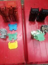 Siemens wire terminal blocks, different kind check all pictures for details