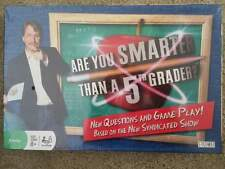 Are You Smarter Than a 5th Grader Board Game Jeff Foxworthy