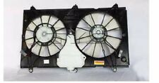 TYC 620690 Dual Rad& Cond Fan Assy for Honda Accord 2.4L Denso 2003-2007 Models