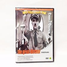 The Great Dictator (1940) DVD Charlie Chaplin made in Korea