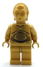 Figurine C-3PO Pearl Gold Hands Set 10188 LEGO ® Star Wars ™ sw0161a