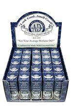 SPECIAL! BULK PRICE! 25CT, 5ML PERFUME OILS INDIVIDUALLY BOXED W/POS DISPLAY BOX