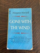 Gone With The Wind by Margaret Mitchell PBPocket 1967