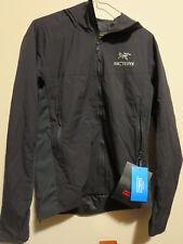 Mens New Arcteryx Atom SL Hoody Jacket Size Small Color Black