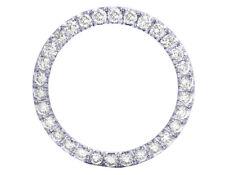 Stainless Steel U Shape Prong Diamond Bezel for Rolex 40MM/ 41MM Watch 6.0 Ct