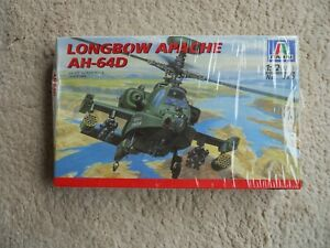 MODEL KIT APACHE HELICOPTER SEALED 1/72