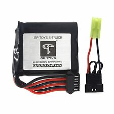 RC Car Rechargeable Battery 9.6 V 800 mAh Li-ion Durable High Quality Brand New