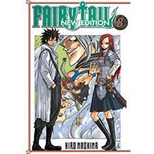 FAIRY TAIL 3 NEW EDITION COSTA BIANCA - MANGA STAR COMICS - NUOVO