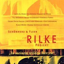 Rilke Projekt 2-In meinem wilden Herzen (2002) Laith Al-Deen, Iris Berben.. [CD]
