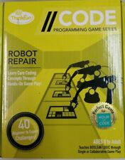 Think Fun Robot Repair Coding Board Game and STEM