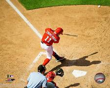 Ryan Zimmerman Washington Nationals Batting Action pose 11x14 photo