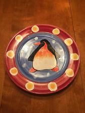 "Vietri Christmas 11"" Dinner Plates (set of 6)"