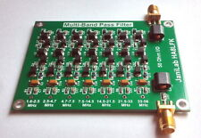 Multi Band Pass Filter HF+6m for HAM Transceiver Receiver