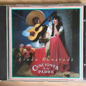 Linda Ronstadt - Canciones Di Mi Padre [1987) CD