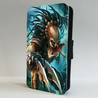 Amazing Predator Movie Cult Alien FLIP PHONE CASE COVER for IPHONE SAMSUNG