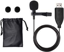 USB Mikrofon,Omnidirektionaler Kondensator,für Computer,Phone,Laptop,Podct,Inte
