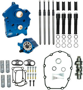 09251234 Cam chest kit 475c water cooled black - HARLEY DAVIDSON ABS ULTRA GL...