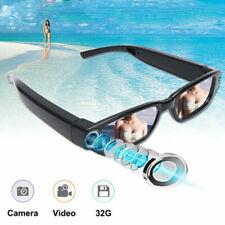 720P/1080P HD USB Sonnenbrille Brille Kamera Eyewear Glaskamera Video Recorder