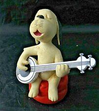 Vintage Aktion Sorgenkind Loriot Rubber Dog - Lot 12