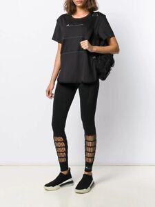 adidas by Stella McCartney Run loose T-shirt size M $85 EA2172
