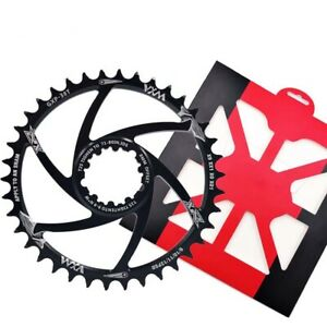 Wide Offset 3MM Teeth Discs Chainwheel Chainring Cranksets Plate Tooth Plate