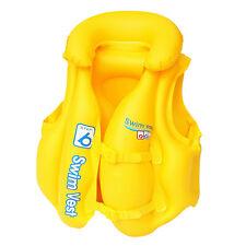 BESTWAY SWIM SAFE PREMIUM SUMMER BEACH SWIM VEST STEP B CHILD KID FOR 3-6 YEARS