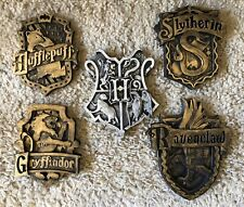 New Harry Potter House Plaque Gryffindor Ravenclaw Slytherin Hufflepuff Custom *