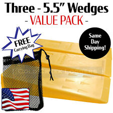 3 55 Usa Hard Logging Felling Bucking Tree Forestry Falling Spiked Wedges Y