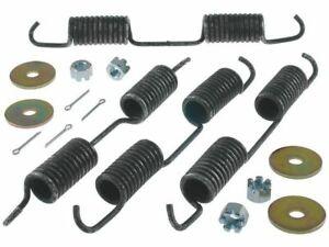 For 1987-1988 Hino FFC1 Drum Brake Hardware Kit Rear 78999NJ