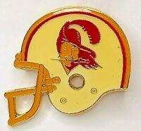 Vintage 1984 NFL Tampa Bay Buccaneers Football Big Helmet Pin#24 by Peter David