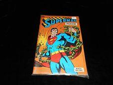 Superman poche 29 Editions Sagédition 1980