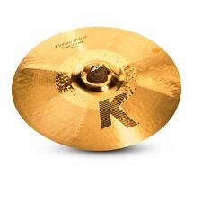 "Zildjian K0954 19"" K Custom Hybrid Trash Smash Cymbal"