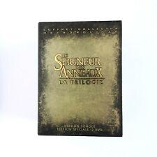 Coffret 12 DVD LE SEIGNEUR DES ANNEAUX - Version Longue - Edition Spéciale