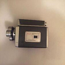 Vintage kodak cine camera turret  scopemeter collectable mint condition Rare