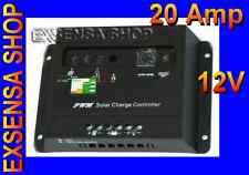 Regolatore carica EP Solar 12-24V 20A x pannelli solari USCITA12V
