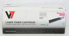 V7 Toner kompatibel zu Epson C13S050188 C1100N CX11NF CX11NFT CX11NFCT Magenta