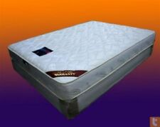 New Single Orthopedic Mattress and Base Australian Made ORTHO ZONE BACKCARE
