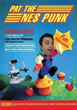 Pat the NES Punk DVD Vol. 1 & 2